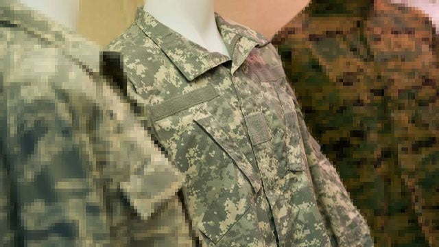 Pixel Uniforms Made American Soldiers Easier to Shoot