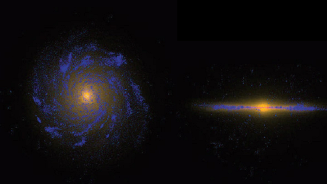 The First Hi-Res Simulation of the Milky Way's Formation