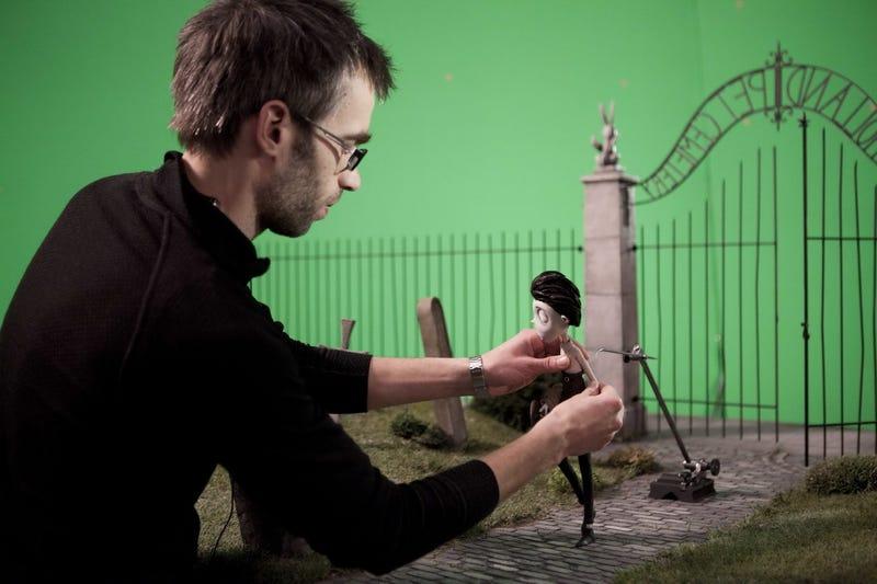 Frankenweenie Set Pictures