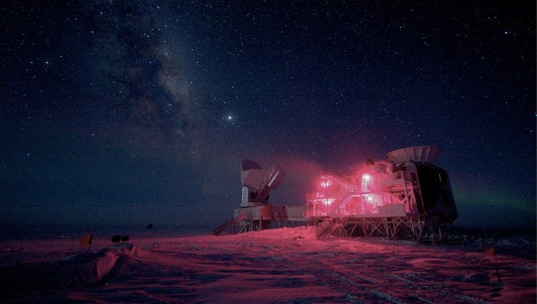 Astronomers Just Detected the Beginning of the Big Bang
