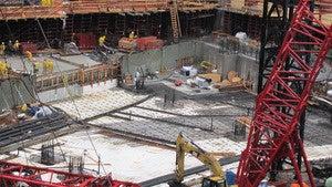 How New York City built a $3.8 billion underground transit station in the WTC's footprints