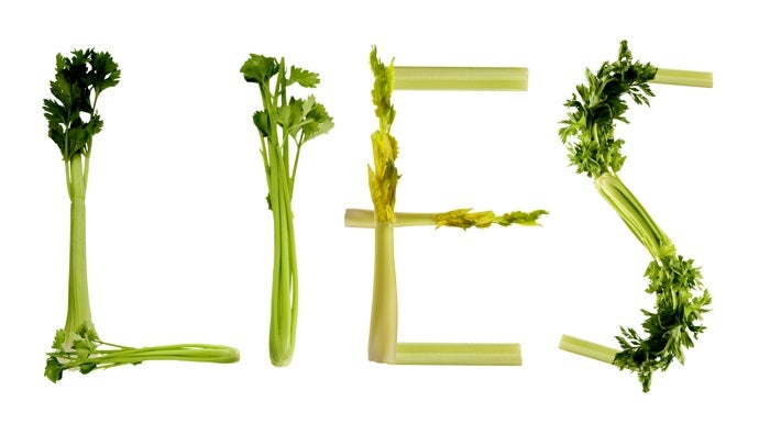 The Three Most Vicious Lies About Celery
