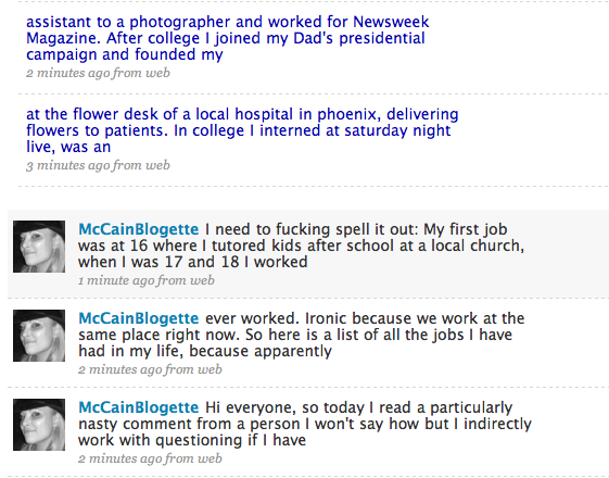 Meghan McCain Lied on Her Angry Twitter Resume