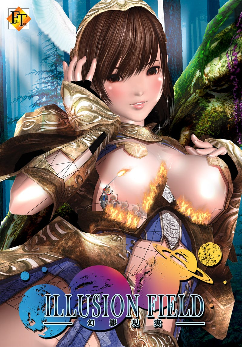 It's Looks Like Final Fantasy, But with Way More Nudity and Sex
