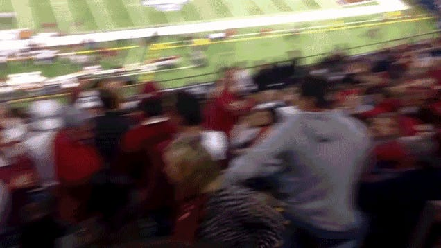 Flying Bama Mom Attacked OU Fan In Front Of Her Kids