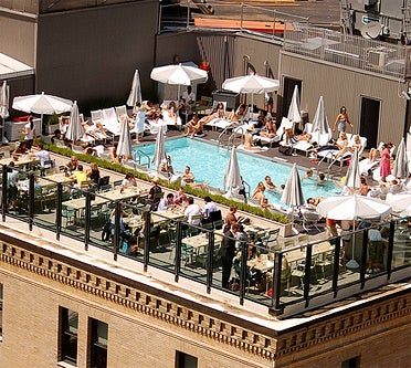Sorry, SoHo House, You Get All the I-Bankers You Deserve