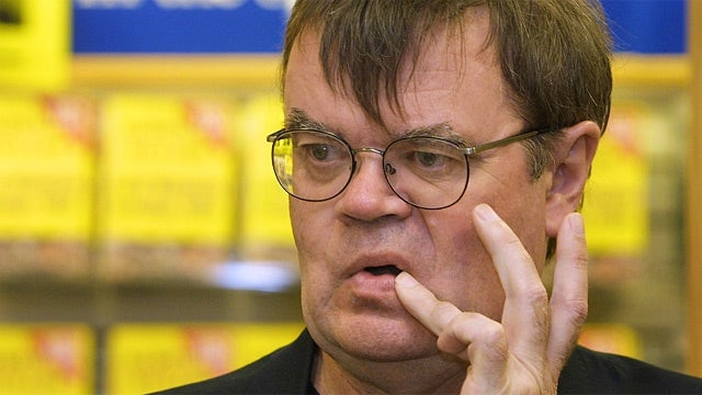 Don't Tell Your Mom But Garrison Keillor Is Retiring