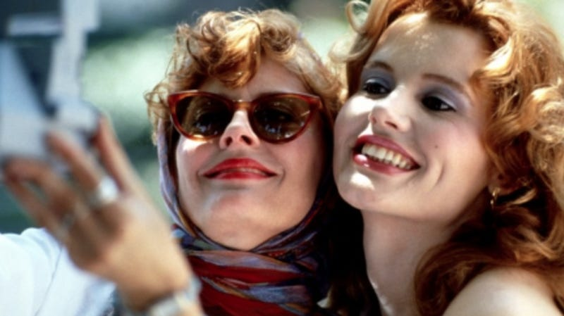 Thelma and Louise Reunited and Took Another Selfie