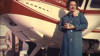 First Woman To Fly Solo Around The World Has Died