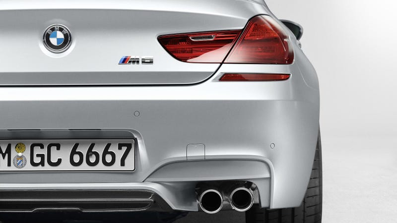2014 BMW M6 Gran Coupe: It's Official, And We Still Want One