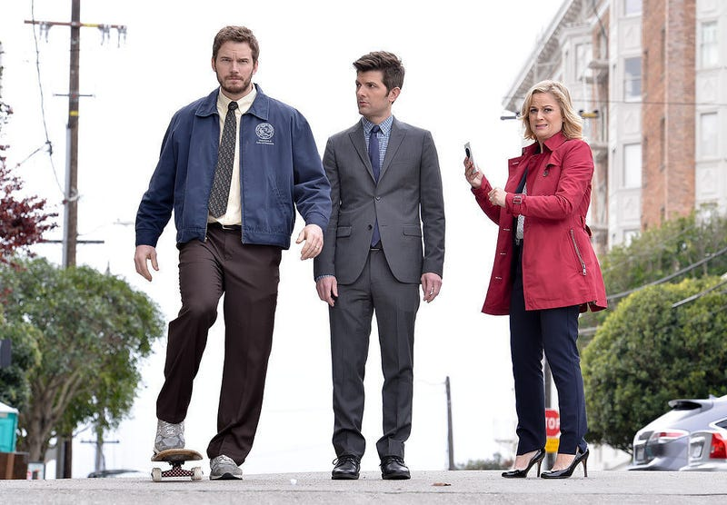 Why I loved the Parks & Rec Season Finale