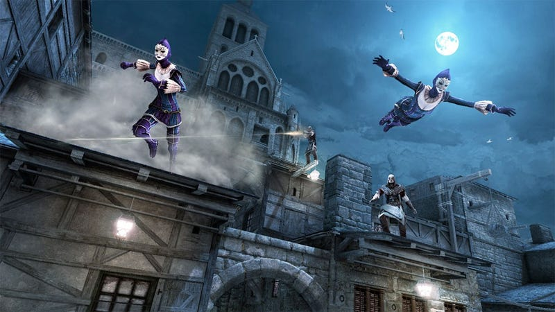 Assassin's Creed Brotherhood Gives You 'Animus Project' For Free