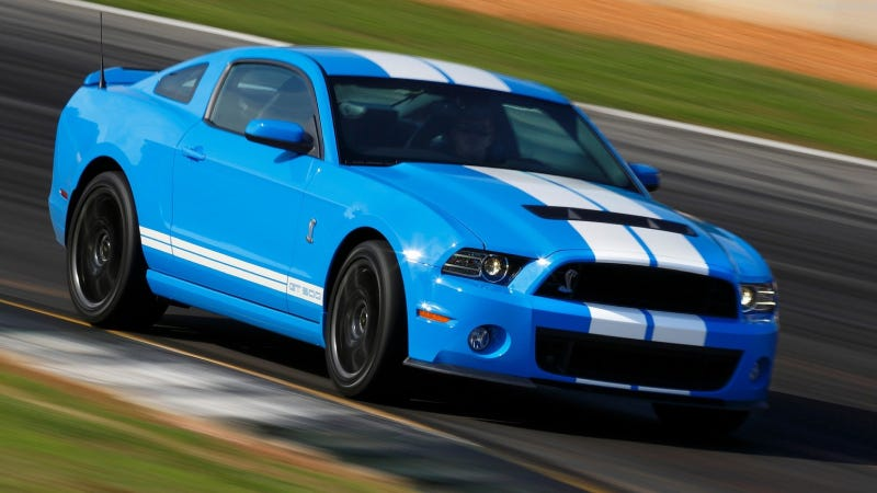 Would You Drive This Shelby GT500 Across the Country If You Had to Pay for the Gas?