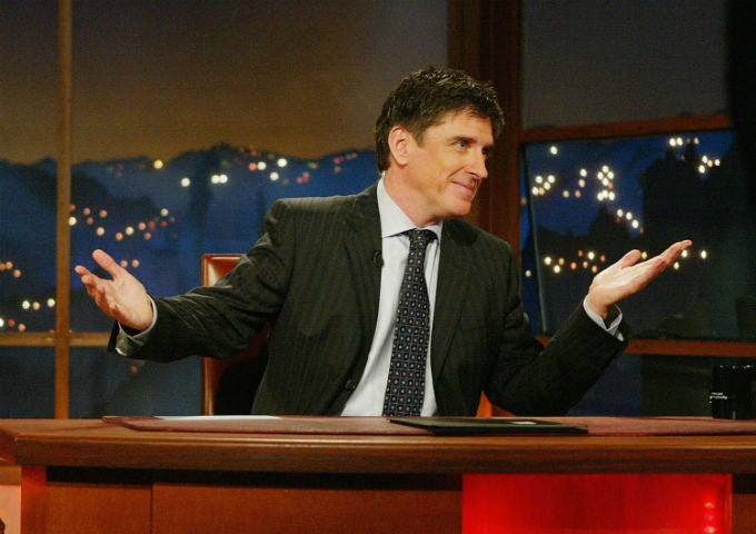 ​Craig Ferguson Is Leaving The Late Late Show On CBS