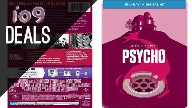 Psycho Gets the Blu-ray It Deserves, Your New Blender, and More Deals