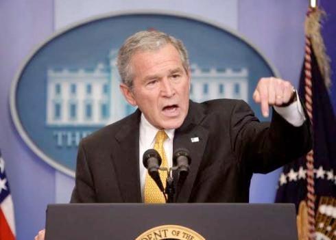 Bush Speechwriter: Even Bush Recognized Sarah Palin's Dumbness