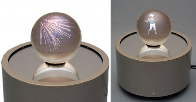 Anyone Who Pays $5000 for This Crystal Video Ball Deserves a Lifetime of Financial Troubles