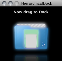 Restore Folder Browsing to the Dock with HierarchicalDock