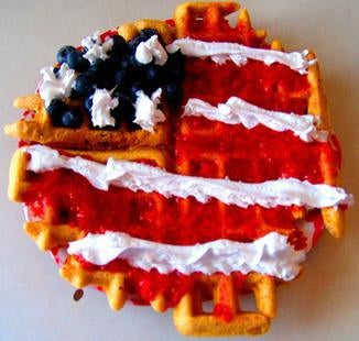 Good Morning!!! Fourth Of July Edition!