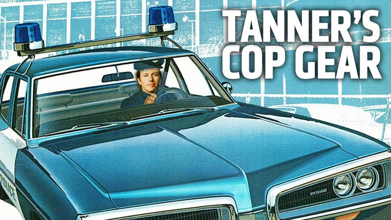 Tanner Foust Describes His Ideal Cop Car