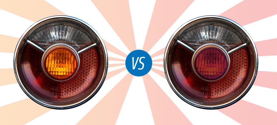 Important: What Do We Think About Amber Rear Turn Indicators?