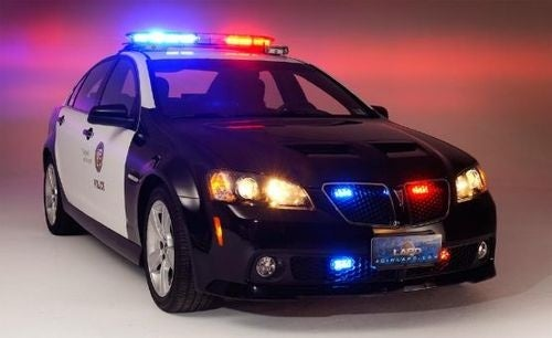 GM Still To Re-Badge Holden Commodore As U.S. Cop Car
