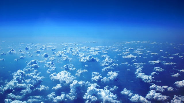 Bacteria and fungi living 30,000 feet above the Earth could be affecting the weather