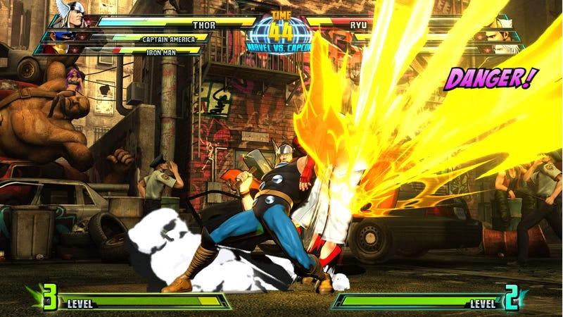Get Ready To Play Dress-Up With Marvel Vs. Capcom 3