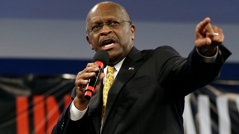 Herman Cain and Michele Bachmann Address Same Crowd, Say Predictably Stupid Things