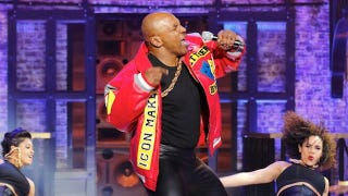 Applauding a Convicted Rapist for Lip Syncing 'Push It' Seems Weird