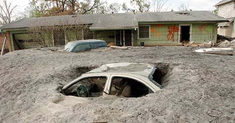 Katrina Cars Flooding Used-Vehicle Market