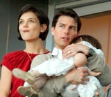 New York To Receive Tom Cruise, Wife, Their Insanity