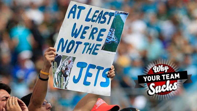 Why Your Team Sucks 2013: New York Jets
