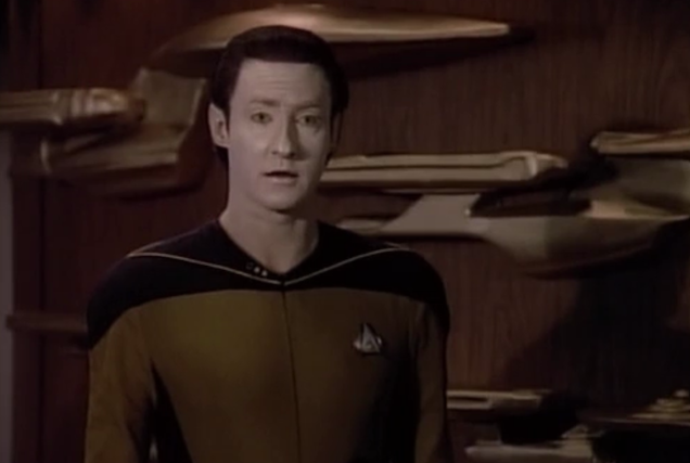 A Star Trek Writer Explains How Data Became A Citizen Of The Federation