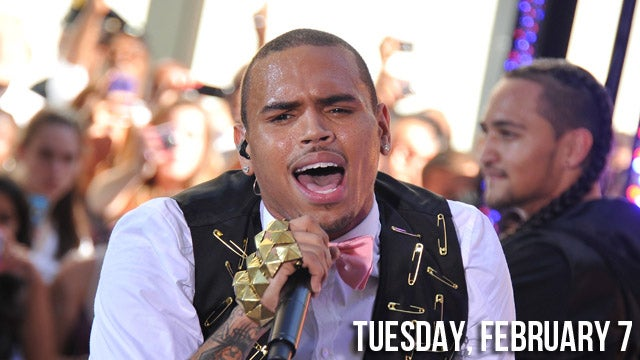 Chris Brown to Celebrate Abuse Anniversary by Performing at the Grammys