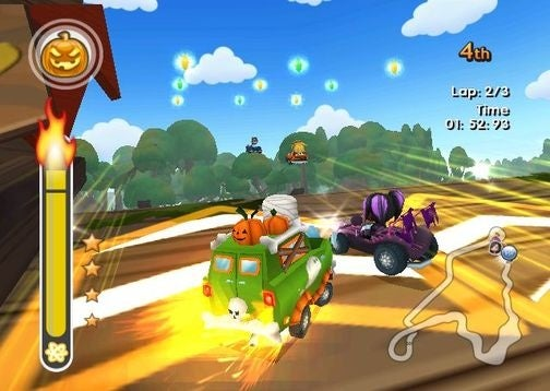 MySims Racing Preview: It's What Mario Kart Wii Should Be