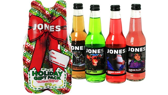 Jones Soda Answers that Burning Holiday Question: What Do Sugar Plums Taste Like?