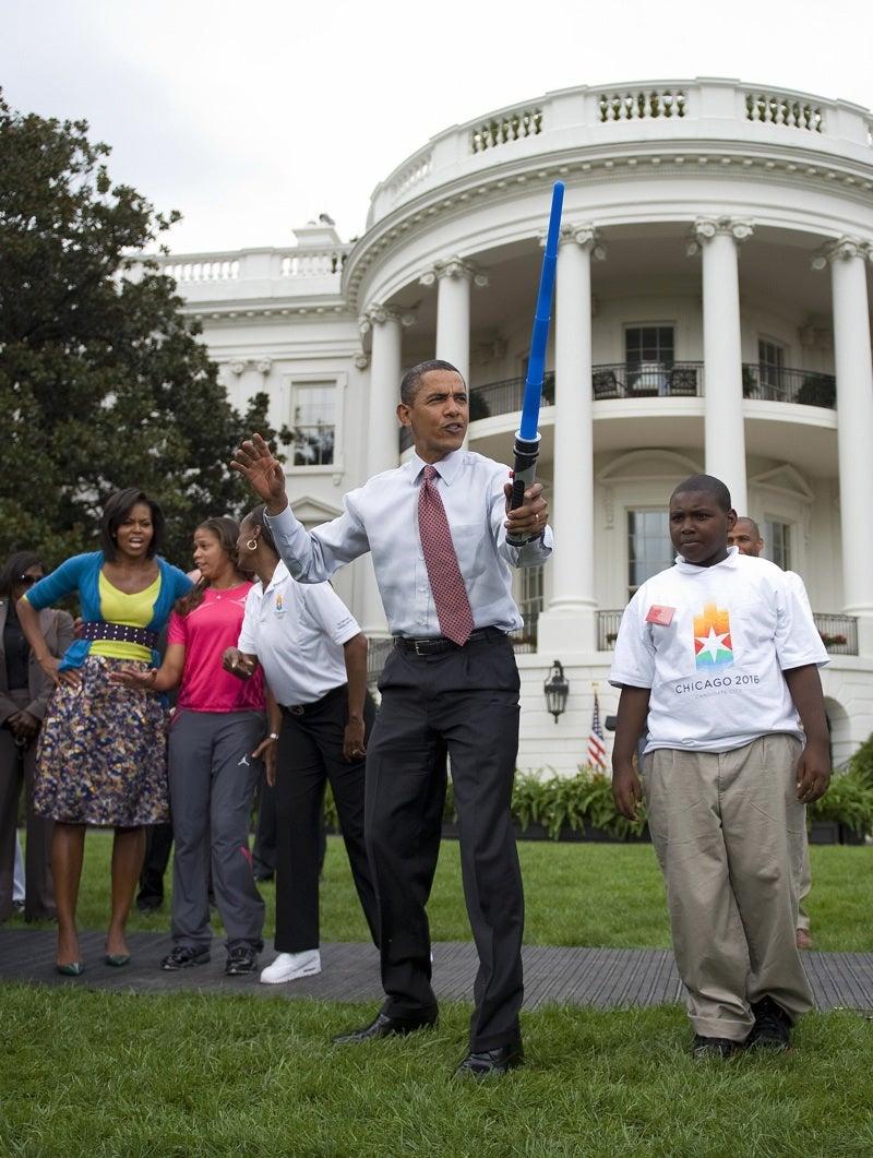 Barack Obama's Geekiest Moments