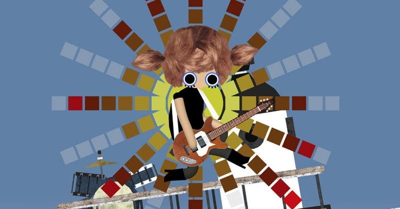 Tecmo Surprises Us With Fret Nice, The Guitar Controller Platformer