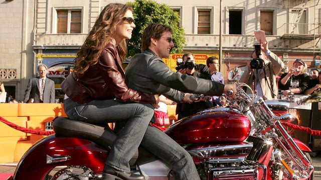 Tom Cruise's Favorite Toys Were Built For Free by Scientology Slaves