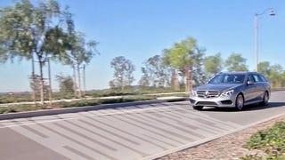 Mercedes-Benz E350 Wagon: Long Live the Longroof!