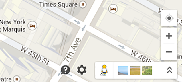 Awww, the Little Google Maps Guy Is Wearing His Soccer Gear