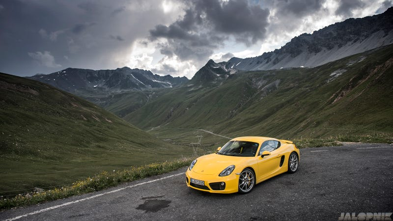 2013 Porsche Cayman S: The Jalopnik Review