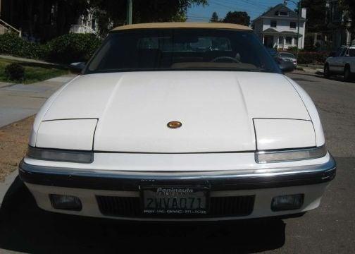 1990 Buick Reatta