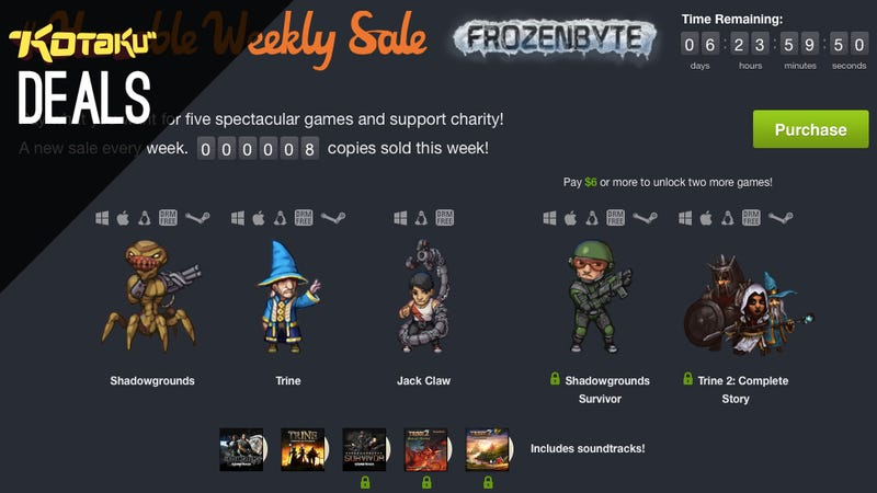 New Humble Weekly, Game Of Thrones, White Vitas, Trade-Ins [Deals]