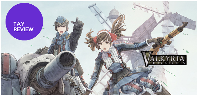 Valkyria Chronicles: The TAY Review