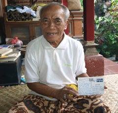 Balinese Healer From Eat, Pray, Love Falls Ill