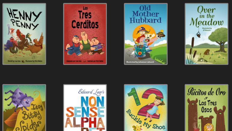 Get 50 Classic Children's eBooks for Free from Billion eBook Gift