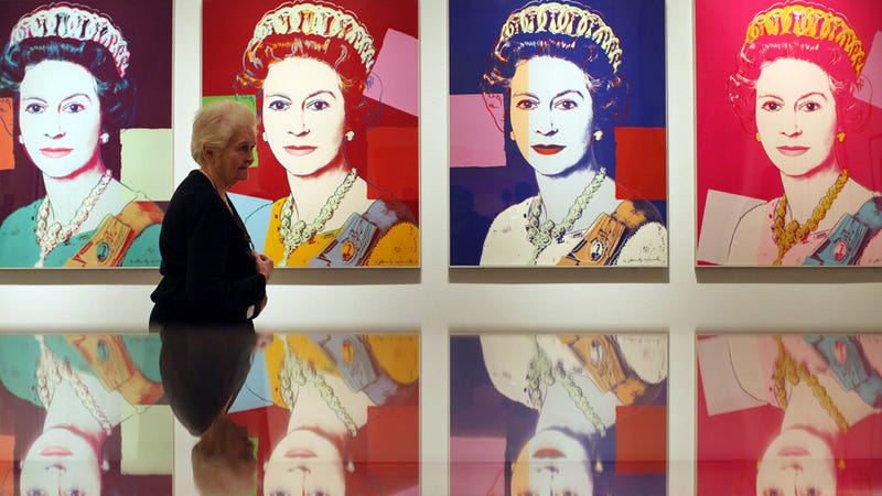 All Your Andy Warhol Paintings Are About to Become Worthless