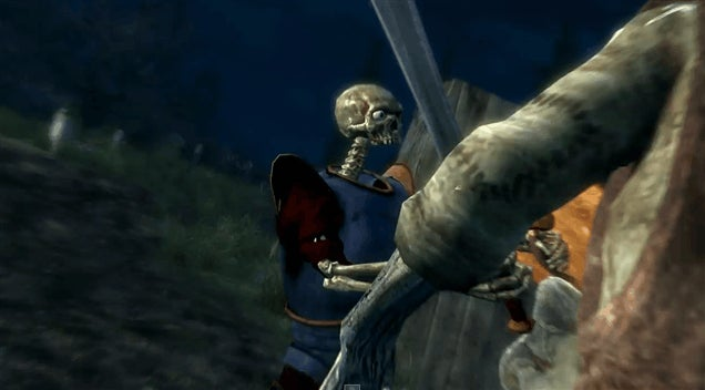 One Of The PlayStation's Greatest Heroes, Reborn (Again) In Skyrim